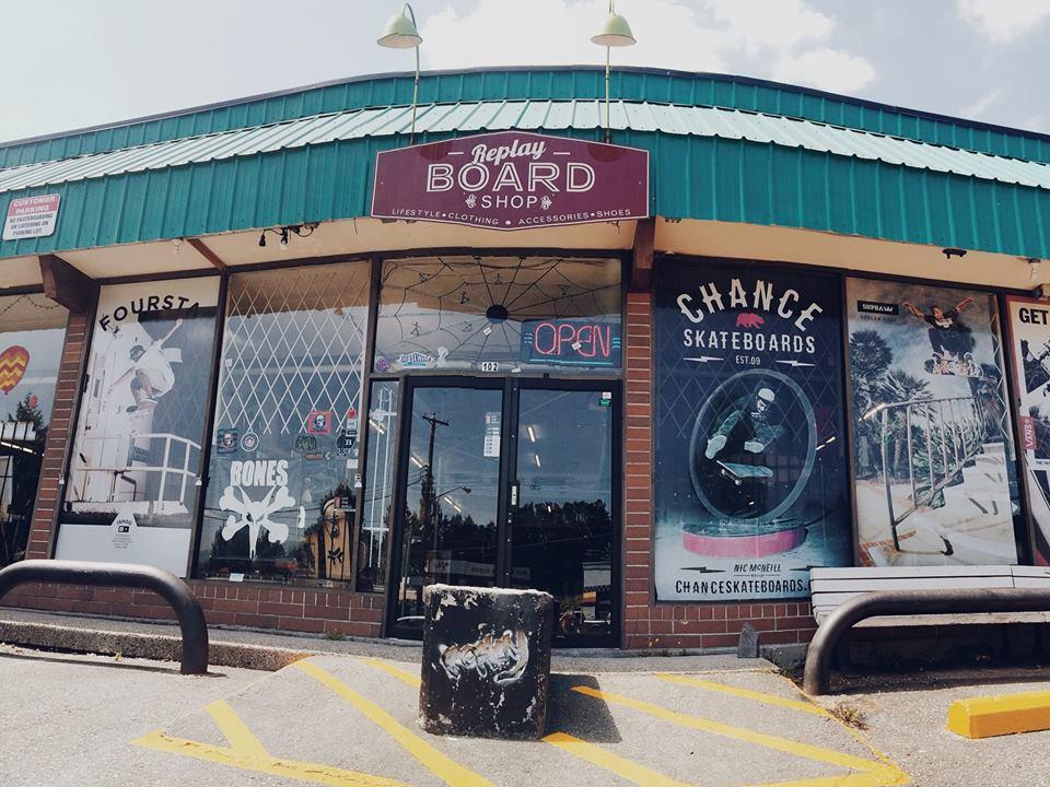 Replay Boardshop