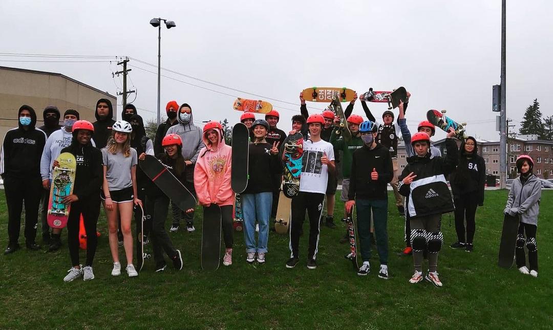 skateboard camps